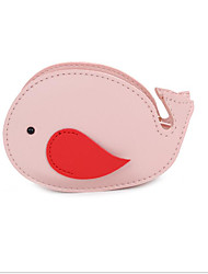 cheap -Girls' Zipper PU(Polyurethane) / PU Kids' Bag Black / Blushing Pink / Yellow