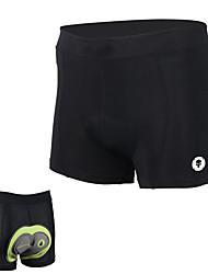 cheap -Mountainpeak Men's Cycling Padded Shorts Bike Bottoms Breathable Sports Black Mountain Bike MTB Road Bike Cycling Clothing Apparel Form Fit Bike Wear / Stretchy