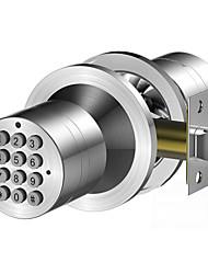 Недорогие -кодовый замок с интеллектуальным замком повышенной безопасности TurboLock Keyless Keyboard - с автоматической блокировкой, резервным аккумулятором и простой установкой, нержавеющая сталь