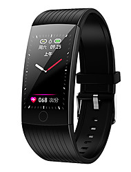 cheap -q18 Women Smart Bracelet Smartwatch Android iOS Bluetooth Waterproof Touch Screen Heart Rate Monitor Blood Pressure Measurement Sports ECG+PPG Timer Pedometer Call Reminder Activity Tracker