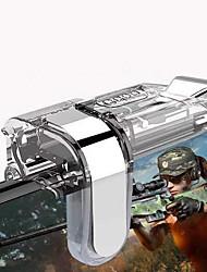 Недорогие -для l1r1 контроллер стрелок fps игровой телефон мобильный игровой триггер кнопка огня ручка k03 есть курица артефакт помощь