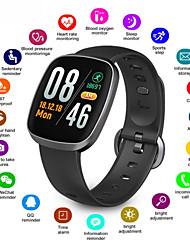 Недорогие -Indear GT103 Женский Умный браслет Android iOS Bluetooth Smart Спорт Водонепроницаемый Пульсомер Измерение кровяного давления / Датчик для отслеживания активности / Датчик для отслеживания сна