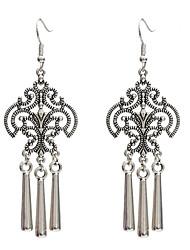 cheap -Women's Drop Earrings Earrings Jewelry Silver For Carnival 1 Pair