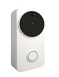 Недорогие -A8 WIFI Снято Нет экрана (выход на APP) Телефон 1280*720 пиксель Один к одному видео домофона