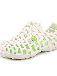 Недорогие -Универсальные Этиленвинилацетат Лето На каждый день Сандалии Для плавания / Дышащая спортивная обувь Дышащий Пурпурный / Синий / Белый