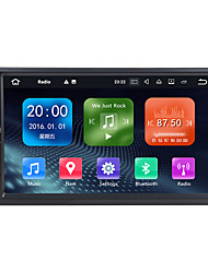 cheap -Factory OEM WN7092S 7 inch 2 DIN Android 9.0 In-Dash Car DVD Player / Car Multimedia Player / Car GPS Navigator GPS / Built-in Bluetooth / RDS for universal / Universal RCA / GPS Support MPEG / AVI