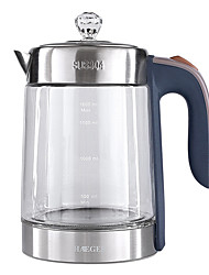 cheap -LITBest Electric Kettles 7821 Stainless Steel Silver