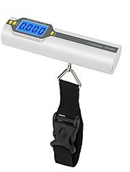 Недорогие -50kg/10g Высокое разрешение Портативные Автоматическое выключение Цифровая подвесная шкала Семейная жизнь Кухня ежедневно Наружное путешествие