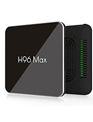 Недорогие -PULIERDE H96MAX X2 Amlogic S905X2 4GB 32Гб / Quad Core