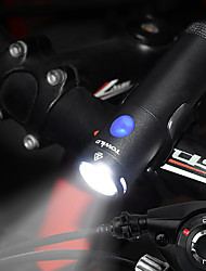 cheap -LED Bike Light LED Light Front Bike Light Headlight Mountain Bike MTB Bicycle Cycling Waterproof Portable Easy to Install Durable Li-ion 750 lm Chargeable Cold White Camping / Hiking / Caving Cycling