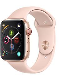 Недорогие -Apple Apple Watch Series 4 44mm(GPS + Cellular) Смарт Часы iOS обновленный Bluetooth Спорт Водонепроницаемый Пульсомер Сенсорный экран Израсходовано калорий