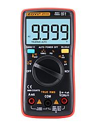 Недорогие -zoyi zt111 mini 9999 цифровой мультиметр с переменным и постоянным током, тестер тока с измерением температуры и ncv
