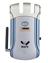 Недорогие -wafu wi-fi пульт дистанционного управления замок двери приложение дистанционного управления невидимый замок безопасности двери для домашнего офиса отеля система ios / android (wf-008w)