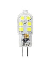 cheap -1pc 3 W LED Bi-pin Lights 200-300 lm G4 T 12 LED Beads SMD 2835 Lovely 220-240 V