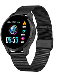 cheap -BoZhuo Q9 Unisex Smartwatch Android iOS Bluetooth Waterproof Heart Rate Monitor Blood Pressure Measurement Sports Calories Burned Pedometer Call Reminder Sleep Tracker Sedentary Reminder Find My