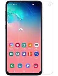 Недорогие -Samsung GalaxyScreen ProtectorGalaxy S10 E Ультратонкий Протектор объектива спереди и камеры 1 ед. PET