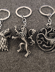 cheap -Bag / Phone / Keychain Charm Creative / Cool Metal Universal