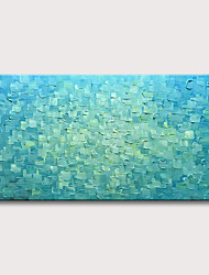 cheap -Oil Painting Hand Painted Abstract Classic Modern Rolled Canvas Rolled Without Frame
