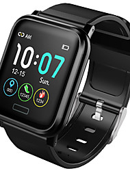 cheap -B1 Smart Watch BT Fitness Tracker Support Notify/ Heart Rate Monitor Sport Smartwatch Compatible Samsung/ Android/ Iphone