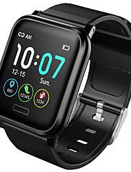 Недорогие -B1 Мужчины Смарт Часы Android iOS Bluetooth Водонепроницаемый Сенсорный экран Пульсомер Измерение кровяного давления Спорт