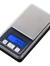 cheap -200g/0.01g High Definition Portable LCD Display Digital Jewelry Scale For Office and Teaching Home life Kitchen daily