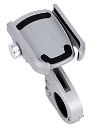 cheap -WEST BIKING® Bike Phone Mount Adjustable / Retractable Anti-Slip 360°Rolling / Rotatable for Road Bike Mountain Bike MTB Aluminum Alloy iPhone X iPhone XS iPhone XR Cycling Bicycle White Black