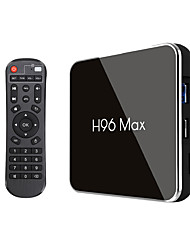 Недорогие -PULIERDE H96MAXX2 Amlogic S905X2 2GB 16Гб / Quad Core