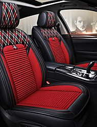 cheap -5 seats four seasons universal car Seat Cover/Airbag compatibility/fiadjustable and removable/Colour Matching New Seat Cushion Cover