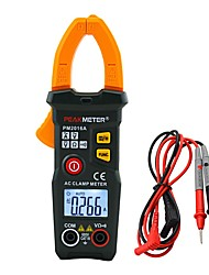 cheap -PEAKMETER PM2016A Digital Clamp Meter Multimeter 6000 Counts Portable Handheld Data Hold AC / DC Voltage Resistance Frequ