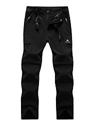 cheap -Women's Hiking Pants Hiking Shorts Convertible Pants / Zip Off Pants Outdoor Quick Dry Stretchy Shorts Pants / Trousers Hiking Climbing Camping Black Fuchsia Army Green S M L XL XXL