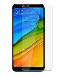 Недорогие -XIAOMIScreen ProtectorRedmi Note 5A HD Защитная пленка для экрана 1 ед. Закаленное стекло