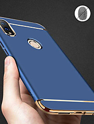 cheap -Phone Case For Huawei Full Body Case Huawei Honor 10 Honor 9 Huawei Honor 9 Lite Huawei Honor 8X Huawei Honor 8X Max Honor 8 Honor 8 Pro Honor 7X Honor V9 Huawei Honor 9i Shockproof Plating Ultra-thin