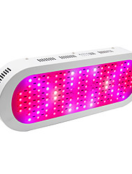 cheap -Grow Light LED Plant Growing Light 600 W 5000-5500 lm 120 LED Beads Full Spectrum Growing Light Fixture Red 85-265 V