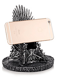 cheap -Game of Thrones Iron Throne Bed / Desk Mount Stand Holder Adjustable Stand Gravity Type / New Design ABS / PVC Holder