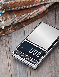 cheap -500g/0.1g High Definition Auto Off LCD Display Digital Jewelry Scale For Office and Teaching Home life Kitchen daily