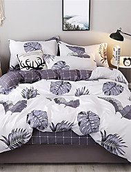 cheap -Duvet Cover Sets Chinese Style Polyster Printed 4 PieceBedding Sets