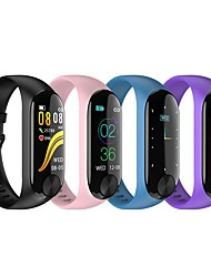 cheap -KUPENG Y10 Women Smart Bracelet Smartwatch Android iOS Bluetooth Waterproof Touch Screen Heart Rate Monitor Blood Pressure Measurement Calories Burned Timer Pedometer Call Reminder Activity Tracker
