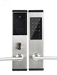 Недорогие -bluetooth электронный смарт-безопасности, соединяющий умный дом водонепроницаемый дверной замок с приложением смартфона, контролируемым Китаем