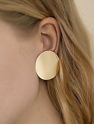 cheap -Women's Stud Earrings Hoop Earrings Earrings Earrings Jewelry Gold For Street Holiday Work Bar Festival 1 Pair