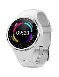 cheap -M8 Smart Bracelet Unisex Smart Wristbands Android iOS Bluetooth Heart Rate Monitor Blood Pressure Measurement Media Control Camera Camera Control Stopwatch Pedometer Call Reminder Sleep Tracker Find