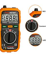 Недорогие -Бесконтактный мини цифровой мультиметр pm8232 постоянного тока переменного тока тестер напряжения амперметр мульти тестер