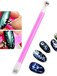 cheap -1pc Plastic+PCB+Water Resistant Epoxy Cover Nail Art Drill Bits For Finger Nail Toe Nail Ergonomic Design / Best Quality Totem Series Animal Series nail art Manicure Pedicure Aristocrat Lolita