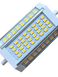 abordables -1pc 30 W 2900 lm R7S LED à Double Broches 64 Perles LED SMD 5730 Intensité Réglable Décorative Blanc Chaud Blanc Froid 220-240 V
