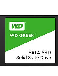 Недорогие -WD Компьютерные аксессуары / Внешний жесткий диск 240GB WD  Green SSD 240G