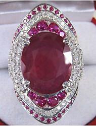 cheap -Women Promise Ring Aquamarine Classic Red Copper Joy Stylish Luxury 1pc 6 7 8 9 10 / Women's