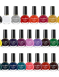 cheap -Painting Gel Varnish UV Gel Polish Manicure DIY French Nail Art Polish Design Soak Off Nail Art Painted