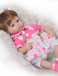 cheap -FeelWind Reborn Doll Baby Girl 18 inch Silicone - Kids / Teen Kid's Unisex Toy Gift