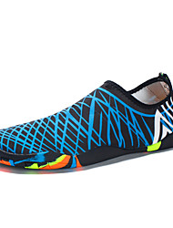 cheap -Women's Men's Water Shoes Printing Rubber Anti-Slip Swimming - for Adults
