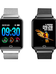cheap -M21 Smart Watch BT Fitness Tracker Support Notify/ Heart Rate Monitor Sports Smartwatch Compatible with Apple/ Samsung/ Android Phones