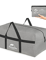 cheap -Naturehike Large Capacity Foldable Compression Travel Storage Outdoor Outdoor Nylon Gray
